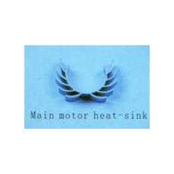Main motor heat-sink
