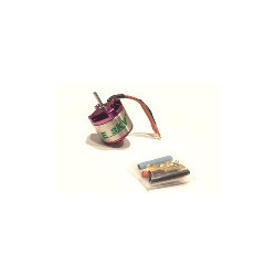 Brushless motor for helicopter 40g 3100RPM/V