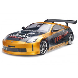 SPARROWHAWK DX DRIFT 350Z RACING CAR 1/10th ELECTRIC 4WD RTR- Orange (6534-F)