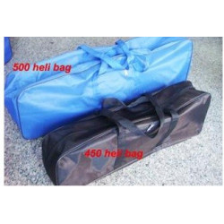 450 Heli carry bag Black (High quality)
