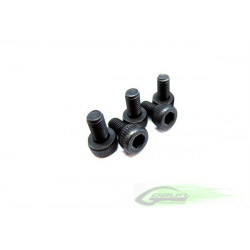 DIN 12.9 Socket Head Cap M3x6 (5pcs)