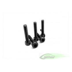 DIN 12.9 Socket Head Cap M3x16 (5pcs)