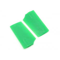 500 Neon Green Paddles - Use w/3mm Flybar (4218)