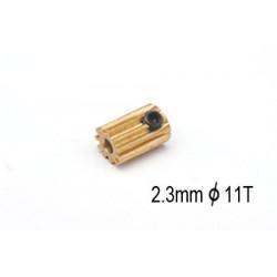 Motor pinion 11T (2.3mm hole)