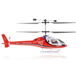 Esky Big Lama Helicopter RTF + Simulation - Red (2.4Ghz Mode 1)