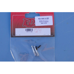 Canopy mounting bolt (1041-4-SD)