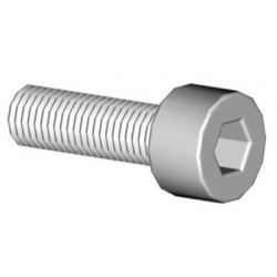 Socket head cap screw M4x12 (01972)
