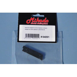 Adapter for 25mm tailboom LOGO 600-3D (04091)