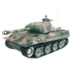 HengLong Tank German Panther HengLong 1:16 - Dark Green Camouflage (3819-1)