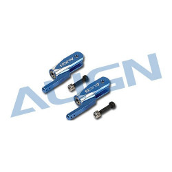 T-Rex 450 Sport V2 - Metal Main Rotor Holder Set (H45139T)