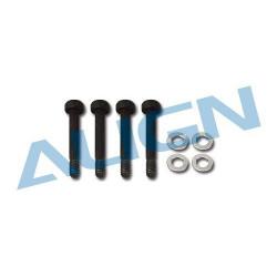M2 socket collar screw (H45185T)