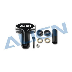 550EFL Newly Designed Main Rotor Housing Set/Black (H55007T)