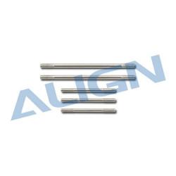 600EFL PRO Linkage Rod Set (H60233T)