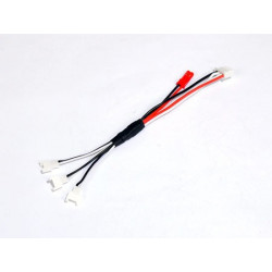 Charging Cable for 3pcs Solo Pro 125 1s Lipo