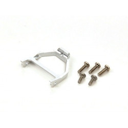 Alu. Rear Swash Guide Mount for Carbon Chassis (MCPX)