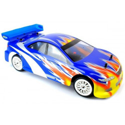 Vanguard Mazda Electric Remote Controlled Car - RTR - Blue (A2001T-V1MAZDA)