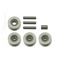 Alu CNC Pulley Set (MSH41112)
