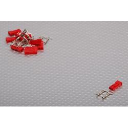 JST Male 2 pin Connector Set (10pcs)