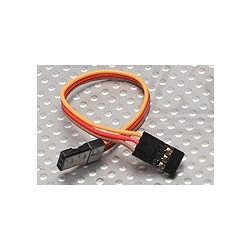10CM Male to Male Servo Lead (JR) 26AWG (1pc)