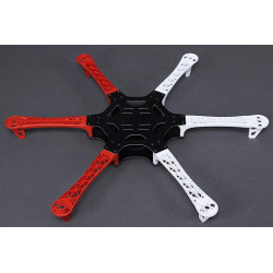 H550 V1 Glass Fiber Hexcopter Frame 550mm (206000003)