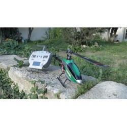 Esky DTS700 Flybarless RTF - Green (2.4Ghz Mode 2)