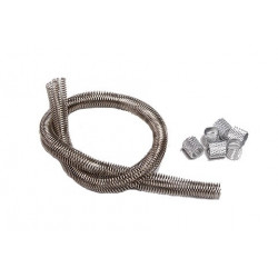 Fuel Line Guard with Silver Coupler (HK-851S)