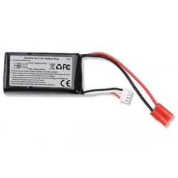 Li-po battery (11.1V 1000mAh 25C)