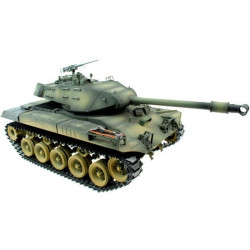 Taigen Tank US M41A3 WALKER BULLDOG 1:16 - Metal Upgrade - Dark Green (TG3839-1PRO)