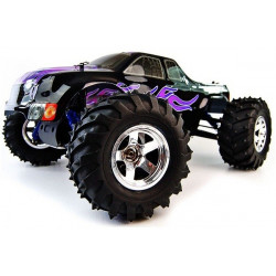 Conquistador Monster Truck 1/10th 4WD Black/Purple (A3003T)