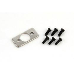Motor Mount Reinforced Plate (1.0 mm Steel) - Blade 130X