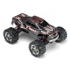 E-MAXX 4WD EVX-2 Monster Truck 1/10th with TQi 2.4Ghz Intelligent Radio System RTR - Grey (3903)