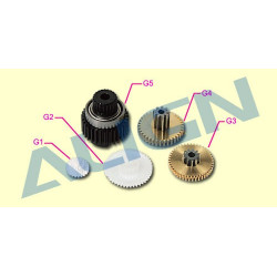 DS420 Servo Gear Set (HSP41035T)