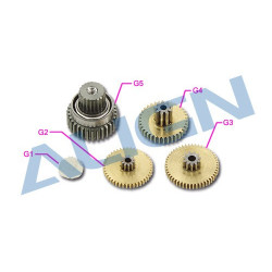DS415M Servo Gear Set (HSP41501T)