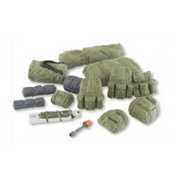 Tank Bag and Tent Set - LEOPARD 2