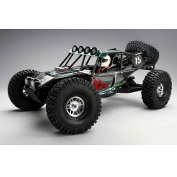 Twin Hammers 1/10 Scale 4WD Rock Racer 2.4Ghz DX3E RTR - Grey