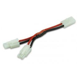 Y-cable paralell Tamiya