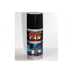 Noir - Bombe aerosol Rc car polycarbonate 150ml (230-610)