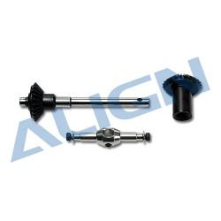 Torque Tube Rear Drive Gear Set T-REX 700E/800E (H70G005XXT)