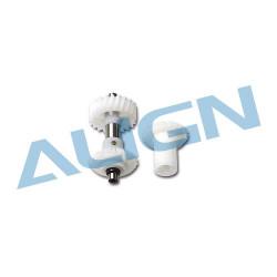 M1 Torque Tube Front Drive Gear Set/21T Trex 700N (H7NG001XXT)