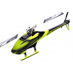 Sab Goblin 500 Flybarless Electric Helicopter Yellow/Black