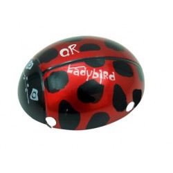 Canopy Red QR lady Bird