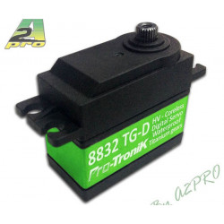 Servo Standard Numérique Coreless 8832 TG-D HV (Etanche) (78832)