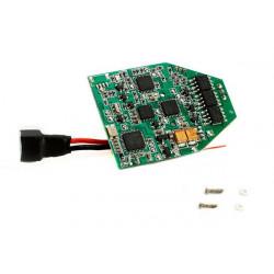 Flybarless BL 3-in-1 Control Unit, RX/ESC/Gyros: mCP X BL (BLH3901)
