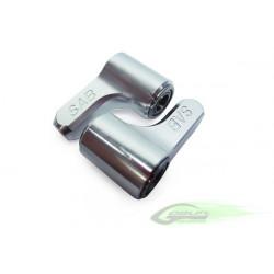 Aluminium Blade Grip Link (2pcs) (H0032-S) Goblin 700