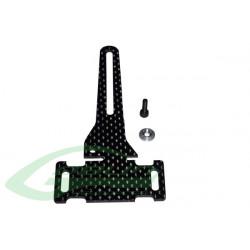Carbon Fiber Swashplate Anti-rotation (H0244-S) SAB GOBLIN 500