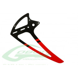 CF Vertical Fin Red (H0281-S) SAB GOBLIN 500