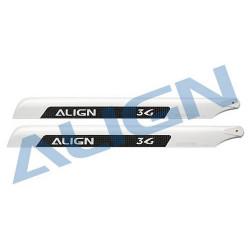 325D 3G Carbon Fiber Blades FBL (HD320DT)