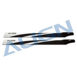 700 3G Carbon Fiber Blades FBL (HD700BT)