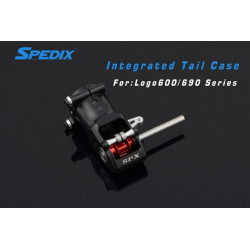 Integrated tail box LOGO 600/SE/SX (SPX91005)