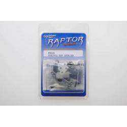 Push/Pull elevator lever - Palonnier de profondeur aluminium - Raptor 30 / 30 V2 / 50 TITAN (PV0349)